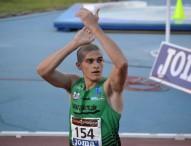 El velocista Bruno Hortelano comienza bien al aire libre