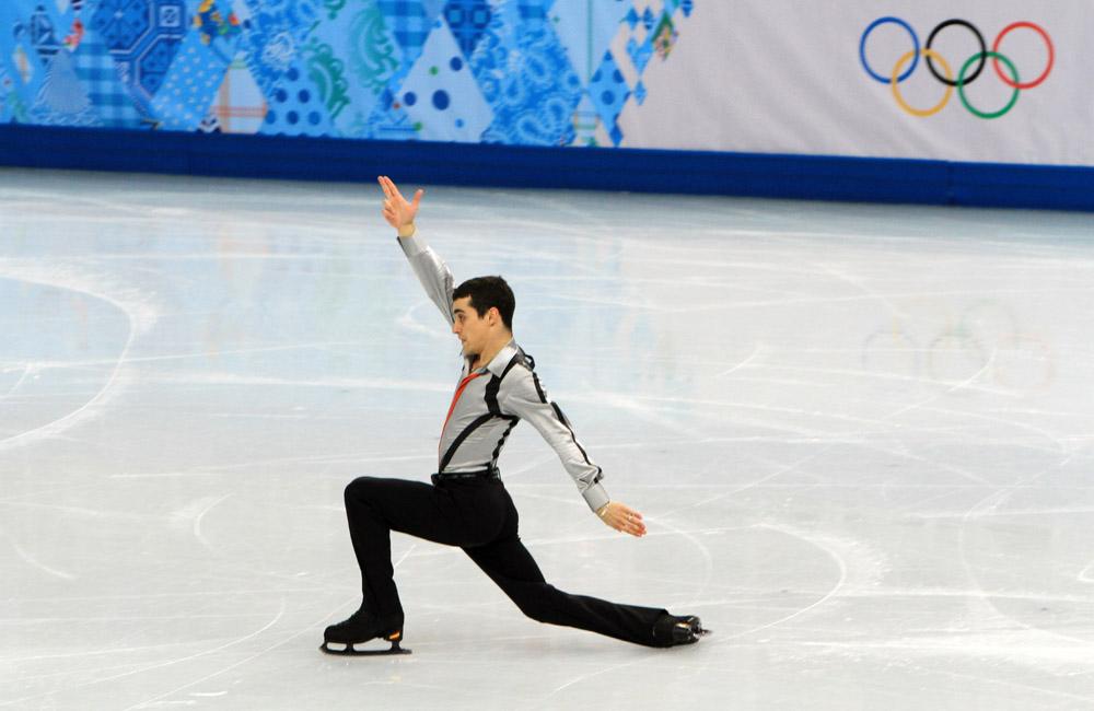 javier fernandez patinajes artistico sobre hielo