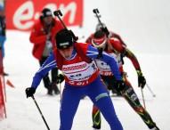 Victoria Padial asegura su plaza en la Copa del Mundo de Biatlón