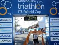 Mario Mola se adjudica la Copa del Mundo de Mooloolaba