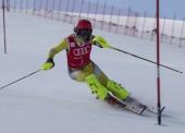 Pol Carreras y Mariona Boix se imponen en slalom