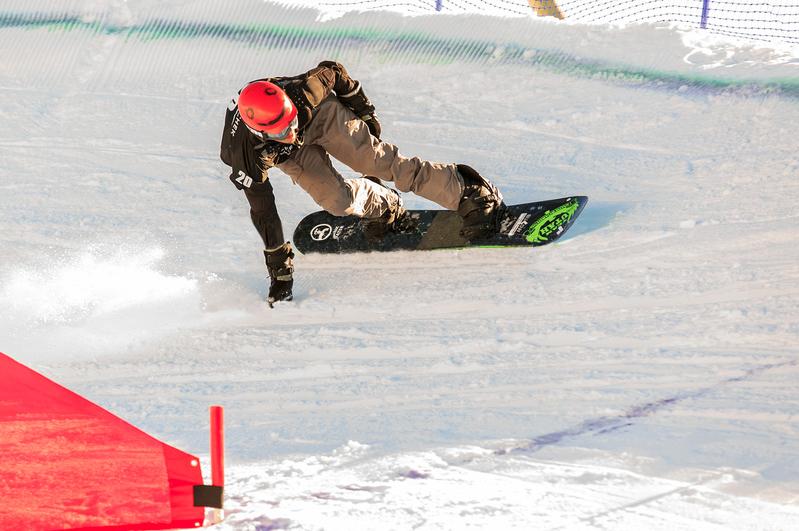 aitor puertas snowboard paralimpicos