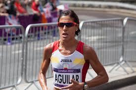 Alessandra Aguilar. Fuente: RFEA