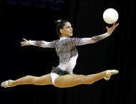 Carolina Rodríguez roza el podio en aro y cinta en Holon