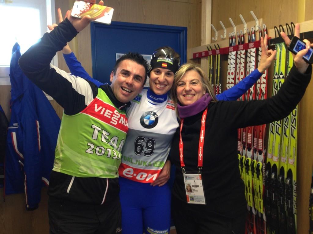 victoria padial biatlon olimpico copa del mundo