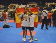 España suma 2 bronces en el Campeonato del Mundo Júnior de Taekwondo
