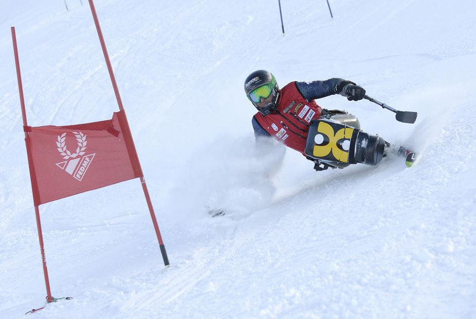 esqui paralimpico oscar espallargas