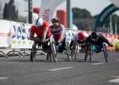 Gran carrera de Puigbó, Madera y Botello en la media maratón de Lisboa