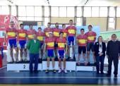 Buenas marcas de los paraciclistas españoles en Galapagar