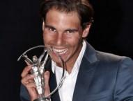 Rafa Nadal, premio Laureus al 'mejor regreso'