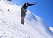 Urko Egea, el tenaz pionero del snow adaptado