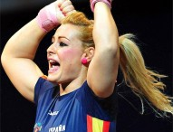 Lidia Valentin sube al podio 6 meses más tarde