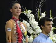 4 podios para la gimnasia española en la Copa del Mundo de Lisboa