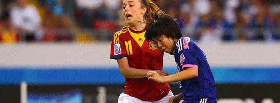 españa futbol femenino sub-17