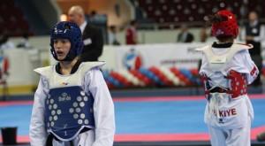 Elaia Torrontegui. Fuente: Fetaekwondo