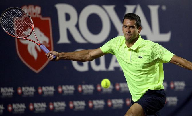 El tenista Guillermo García-López gana su tercer ATP