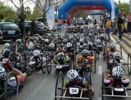 Buenos resultados en la Handbike Barcelona Cup