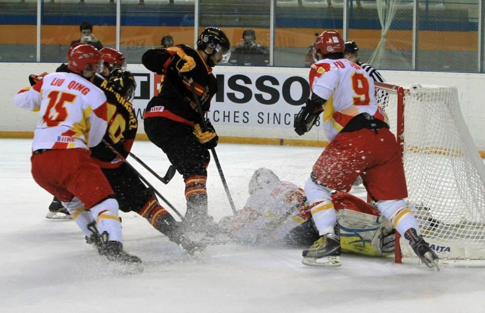 hockey hielo españa mundial