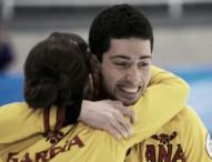 Bronce histórico de Irantzu y Sergio en el Mundial de curling