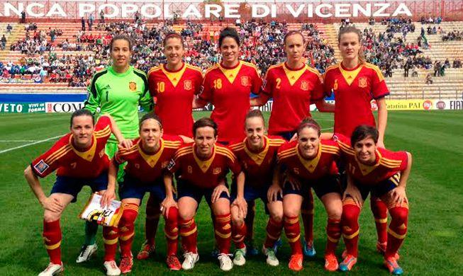 espana futbol femenino
