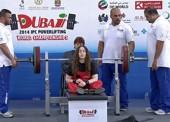 Loida Zabala acaba 4ª en el Mundial de Dubai