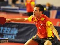 España afronta el Mundial de tenis de mesa con serias bajas