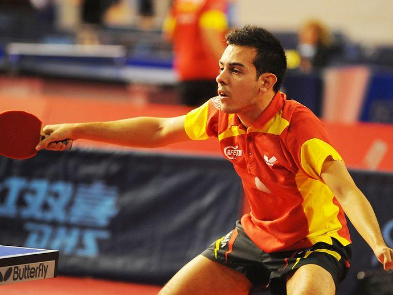 El palista de la selección española Marc Durán. Fuente: RFETM