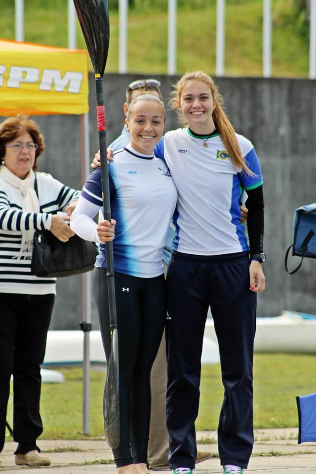 María Jiménez y Lucía Mora. Fuente: Amanda Álvarez Yates