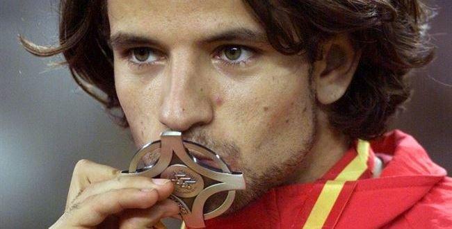 Yago Lamela consiguió en 1999 la plata en los Mundiales de Atletismo de Sevilla.