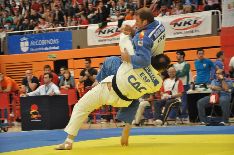 judo alarza