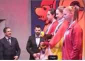 Alba Sánchez, oro en el europeo sub-17