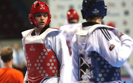 ROSANNA simon taekwondo