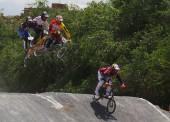 Pablo Galán y Verónica García ganan la Copa de España de BMX