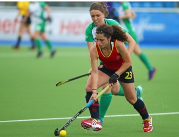 redsticks hockey hierba España femenino