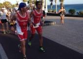 Enhamed: «Las medallas acaban en un cajón, el Ironman me sabe mejor»