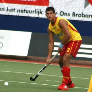 El joven jugador Salva Piera.