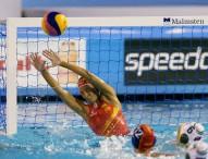 España luchará por el 5º puesto en la Liga Mundial de Waterpolo