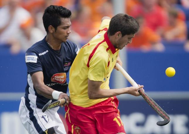 España pierde en los penaltis ante Nueva Zelanda y acaba en la 8ª plaza. Fuente: EFE