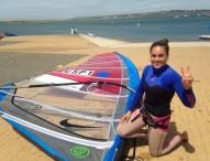 Blanca Manchón, subcampeona de la Sail for Golf