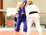 Carmen Herrera y los hermanos Gavilán, campeones de España de judo