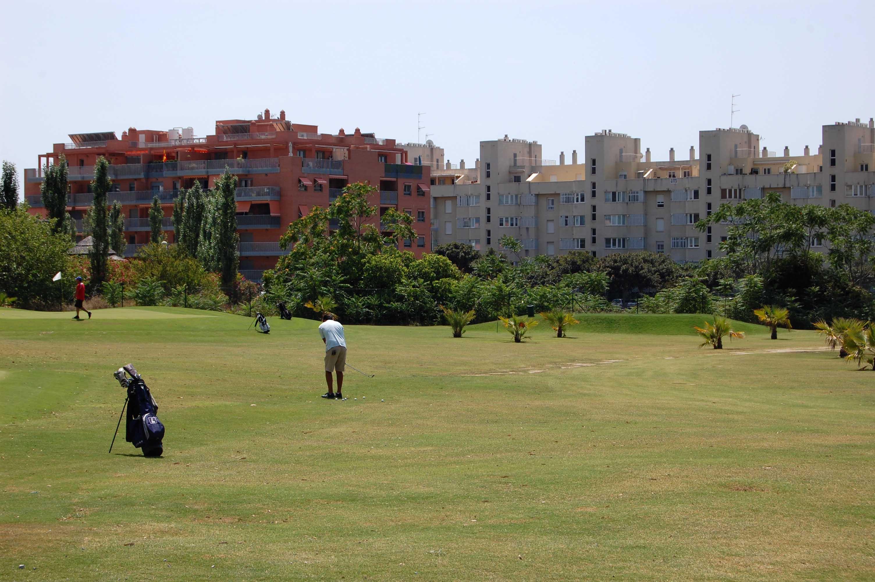 Escuela Municipal de Golf Miguel Ángel Jiménez, Málaga. Fuente: AD