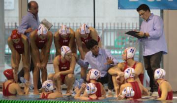 Miki Oca convoca a la Selección Femenina de Waterpolo. Fuente: RFEN