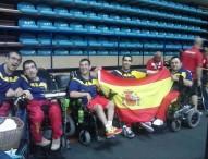 España, bronce por equipos en el Internacional de Boccia de Povoa