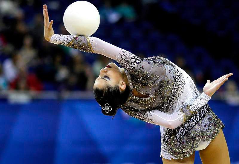 El 'milagro' Carolina Rodríguez ha fijado los Juegos Olímpicos de Río 2016 como meta. Fuente: AD
