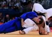 Sugoi Uriarte, bronce en el Grand Slam de Bakú