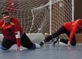 La selección masculina de goalball suma 2 victorias en el Mundial
