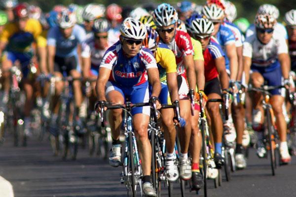 El Campeonato de España de carretera contará con 180 corredores en élite profesional y 400 ciclistas en las categorías Sub23 y Féminas. Fuente: AD