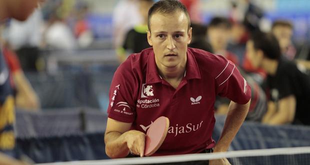 ... tenis de mesa. El palista Carlos Machado consigue en Antequera su  décimo campeonato de España. Fuente  RFETM 1fa42ea1e66de