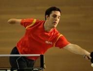 José Manuel Ruiz mantiene su hegemonía en tenis de mesa