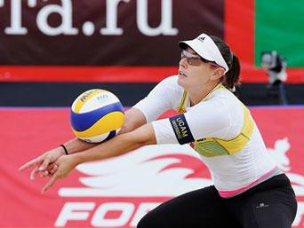 4º puesto para Liliana-Baquerizo en el Grand Slam de Moscú. Fuente: RFEVB